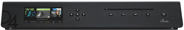 Olive 4HD Hi-Fi Digital Music Server - Black