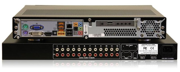 CasaTunes XLe  Digital Music Server - Back