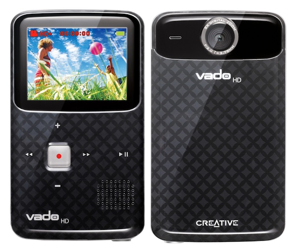 Creative Vado HD Pocket Camcorder