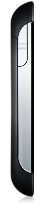 HP iPAQ Glisten Smartphone - Left Side