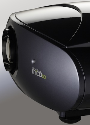 SIM2 MICO 50 LED DLP Projector - Detail