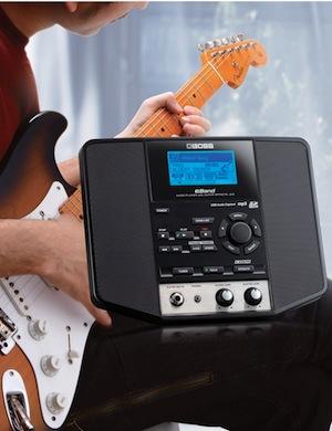 Boss JS-8 eBand Audio Player for Guitarists