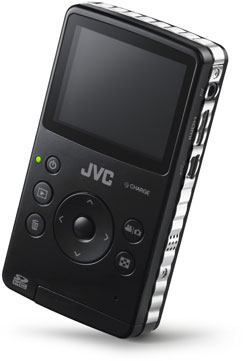 JVC PICSIO GC-FM1B Pocket Camcorder