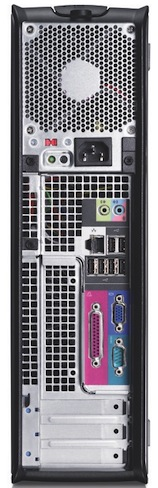 Dell OptiPlex 380 Minitower PC