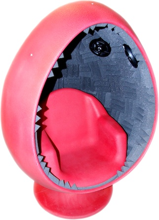 Acousticom Sound Egg Chair