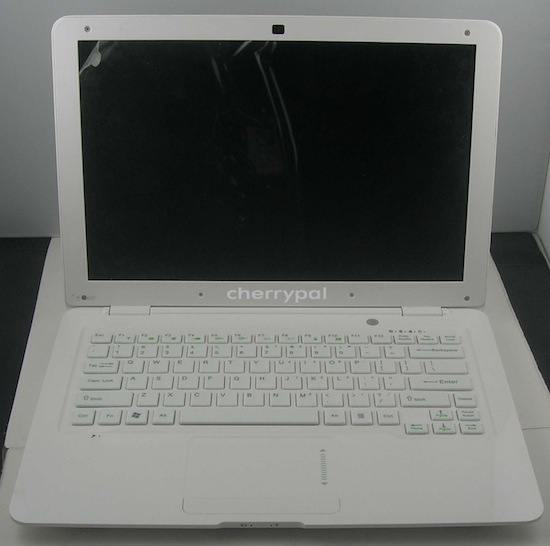 Cherrypal Bing 13-inch Netbook