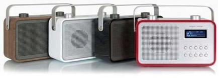 Tangent DAB 2go Table Radio