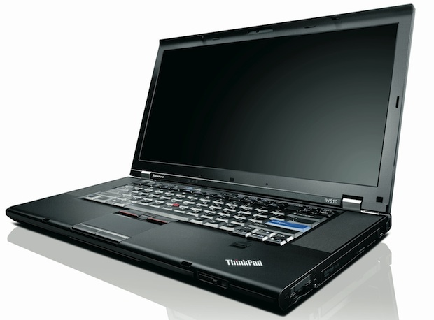 Lenovo ThinkPad W510 Mobile Workstation Laptop
