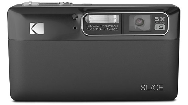 KODAK SLICE Touchscreen Digital Camera - Black