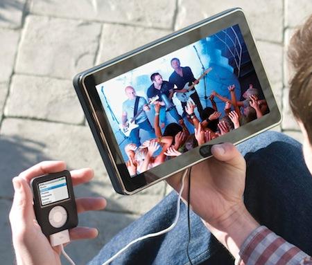 Winegard Cio Mobile Digital TV - with iPod