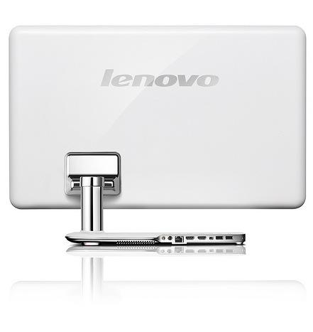 Lenovo IdeaCentre A300 All-In-One Desktop PC - back