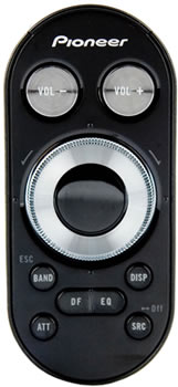 Pioneer DEX-P99RS Remote