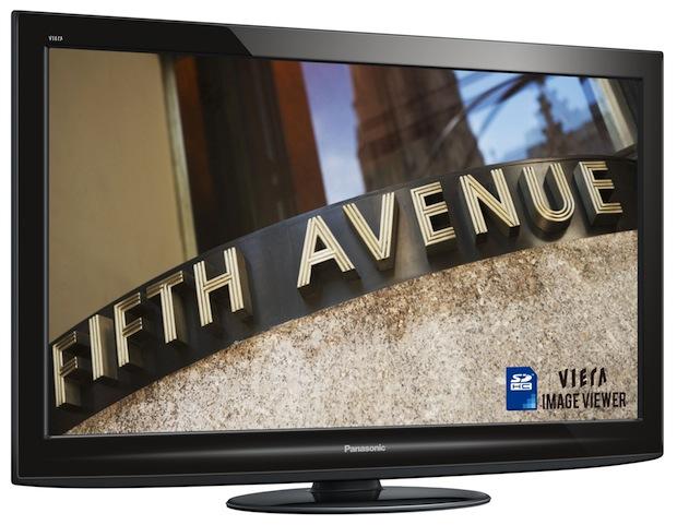 Panasonic TC-P46G25 VIERA Plasma HDTV
