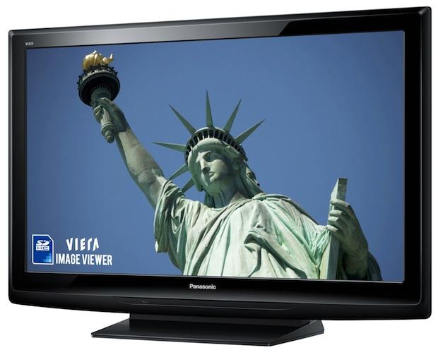 Panasonic TC-P42C2 VIERA Plasma HDTV