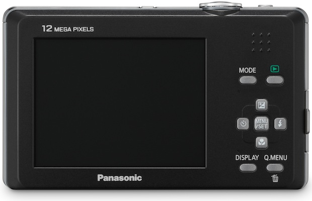 Panasonic DMC-FP1 Lumix Digital Camera
