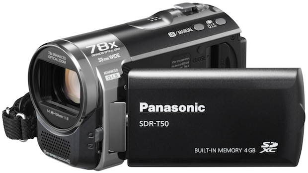 Panasonic SDR-S50 Camcorder
