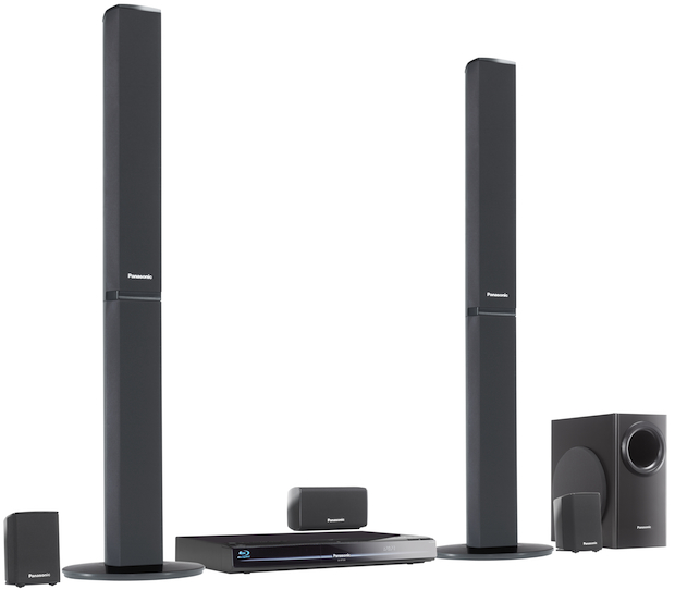 Panasonic SC-BT330 Blu-ray Disc Home Theater Speaker System