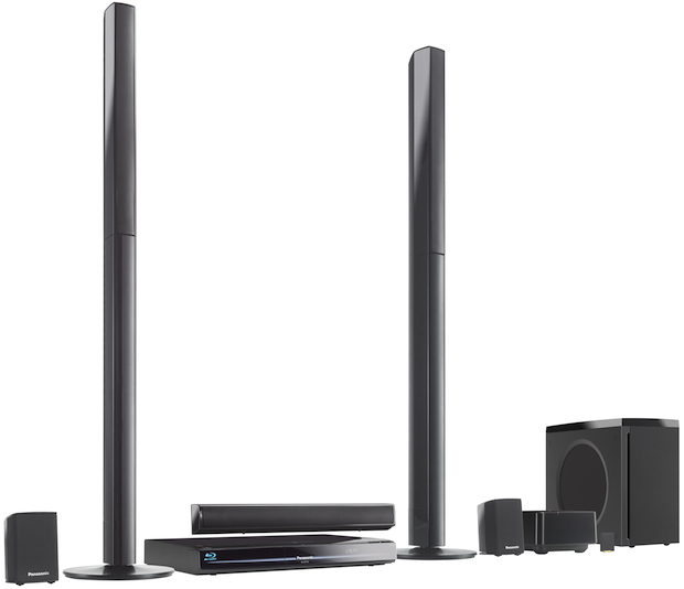 Panasonic SC-BT730 Blu-ray Disc Home Theater Speaker System