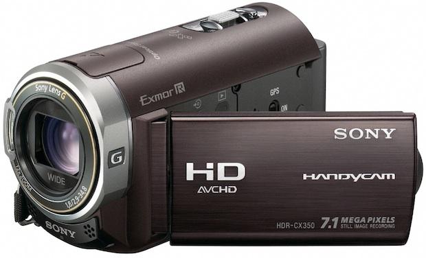 Sony HDR-CX350V