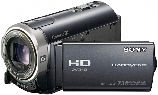Sony HDR-CX300