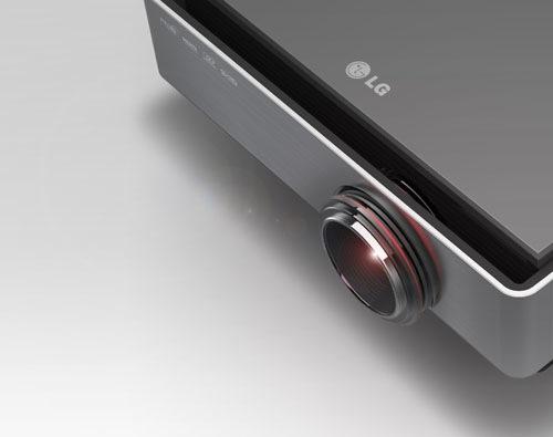 LG CF3D Projector