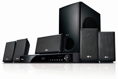 LG LHB335 Network Blu-ray Home Theater System