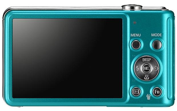 Samsung TL110 Digital Camera - Back