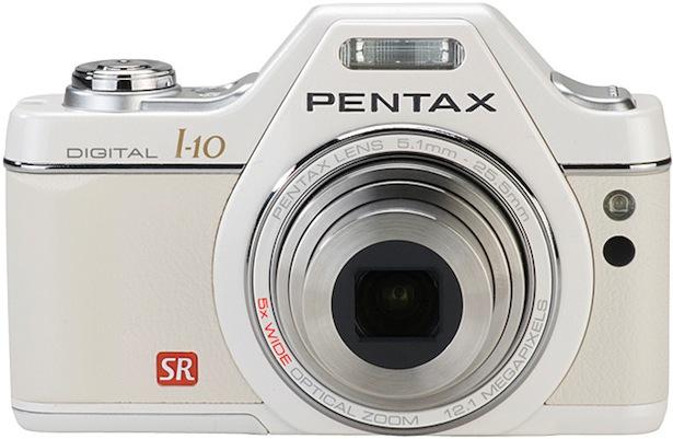 Pentax Optio I-10 Digital Camera - Front
