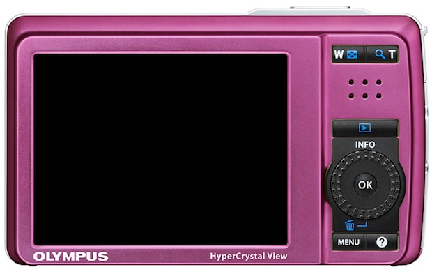 Olympus STYLUS-7030 Digital Camera