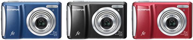 Olympus FE-47 Digital Camera