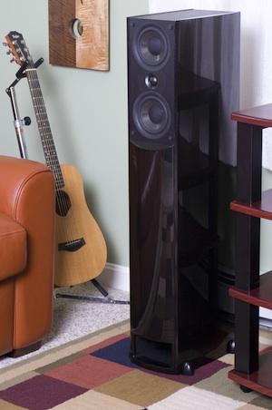 Atlantic Technology AT-1 H-PAS Loudspeakers