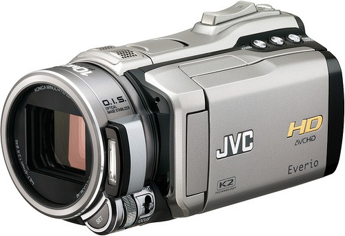 JVC GZ-HM1 Everio Full HD Camcorder