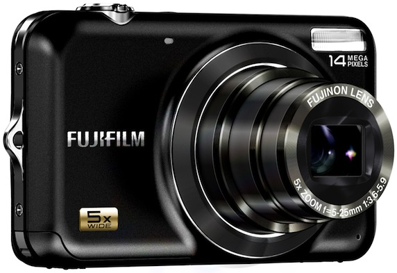 FujiFilm FinePix JX250 Digital Camera