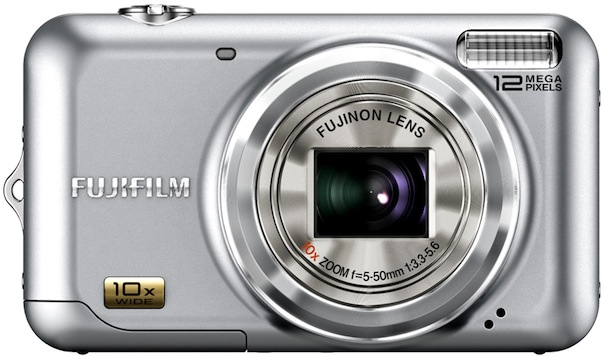 FujiFilm FinePix JZ300 Digital Camera