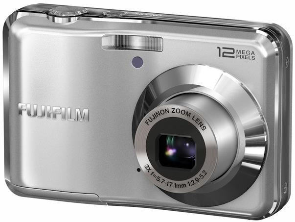 FujiFilm FinePix AV100 Digital Camera
