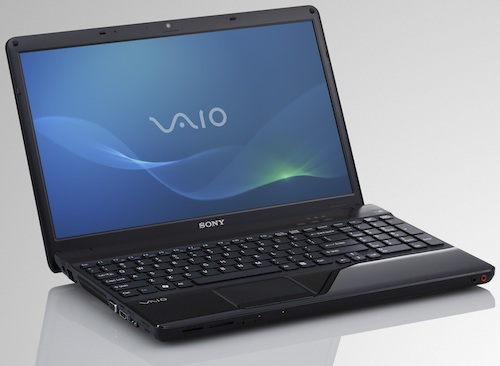 Sony VAIO E Series Notebook - Black