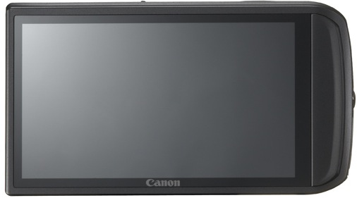 Canon PowerShot SD3500 IS Digital ELPH Camera - Back