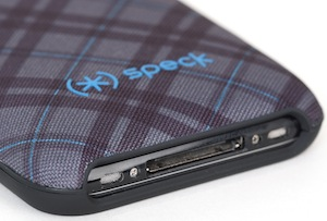 Speck Fitted iPhone Fashion Case Close-up