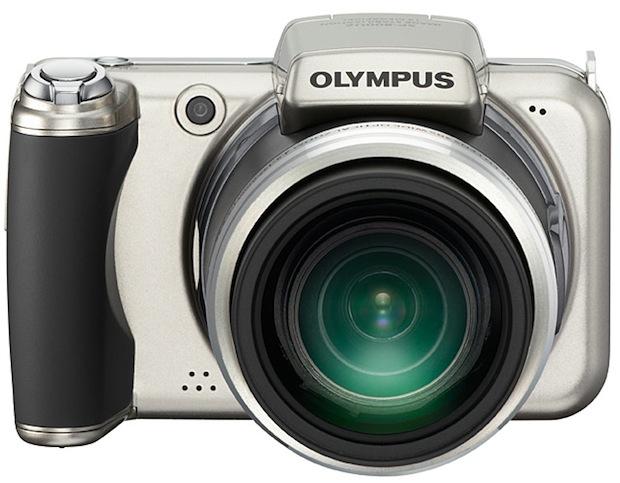 Olympus SP-800UZ Digital Camera - front