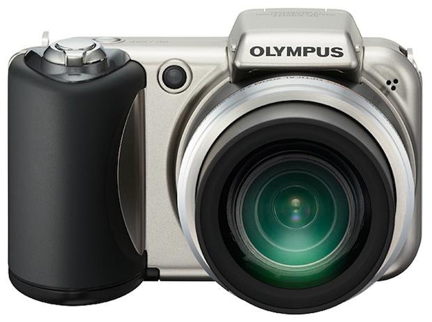 Olympus SP-600UZ Digital Camera - front