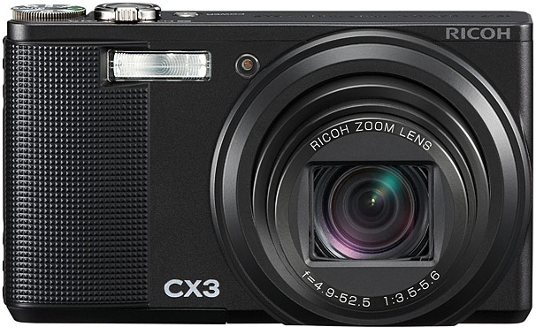 Ricoh CX3 Digital Camera