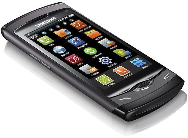 samsung wave s8500. Samsung Wave S8500 Smartphone