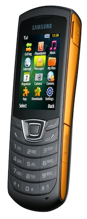 Samsung Monte Bar C3200 Cell Phone