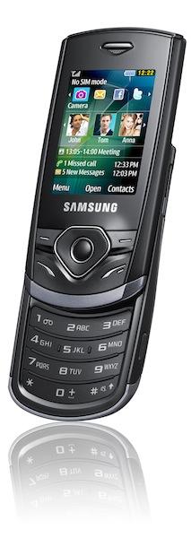 Samsung Shark Slider S3550 Cell Phone