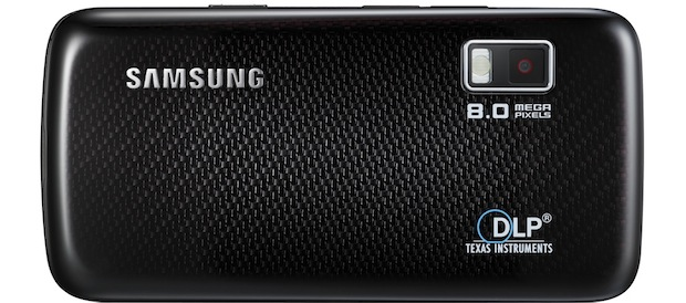 Samsung I8520 Cell Phone 8-megapixel Camera
