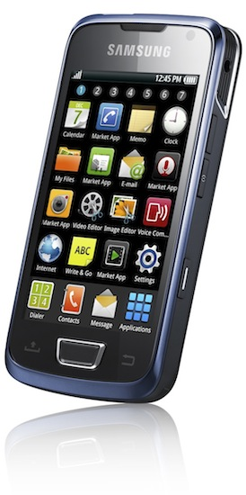 Samsung I8520 Cell Phone