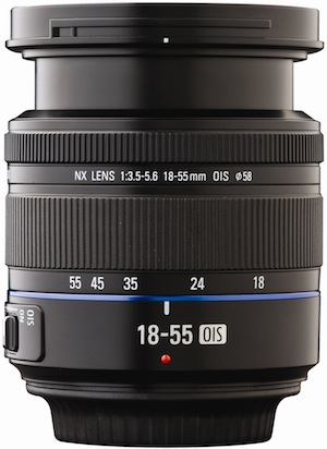 Samsung NX10 Wideangle Lens