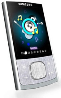 Samsung R0 Portable MP3 Player