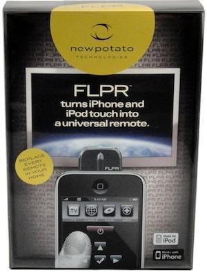 New Potato FLPR Package