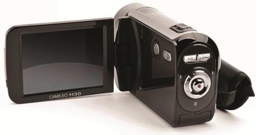 Toshiba CAMILEO H30 Camcorder